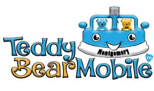 Teddy Bear Mobile Montgomery ,TX Logo